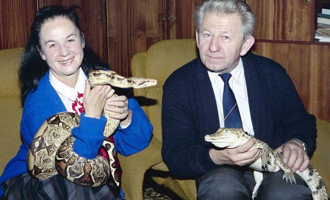 Hanna i Antoni Gucwińscy
