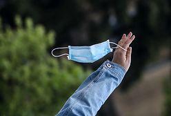 Koronawirus w Niemczech. Rząd planuje zniszczenie masek za miliard euro