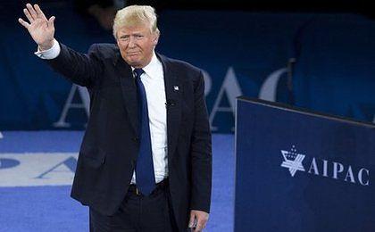 Dwóch Polaków postawiło w sumie 14 tys. zł na wygraną Trumpa