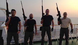 Polak, który spotkał somalijskich piratów