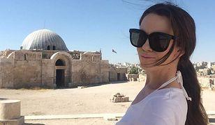 W lipcu br. Melissa Douglas wyruszyła w samotną podróż po Izraelu, Jordanii, Palestynie i Egipcie