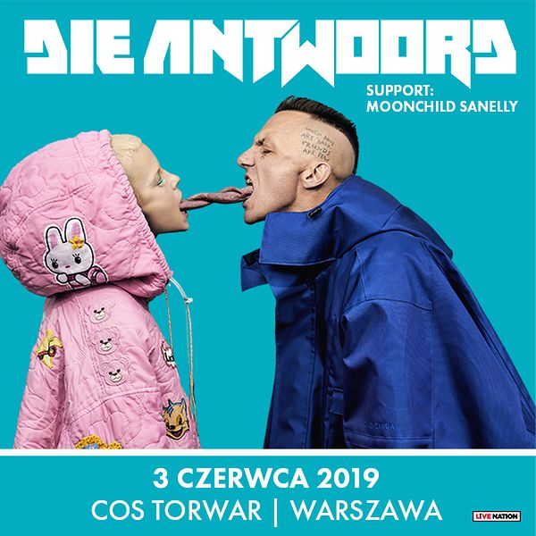 Słynna para wkrótce odwiedzi Polskę i zagra na warszawskim Torwarze