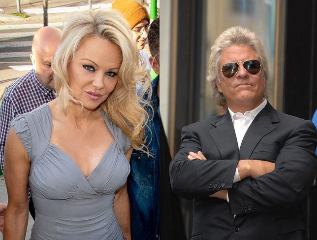 Pamela Anderson i Jon Peters poinformowali o rozstaniu 12 dni po ślubie