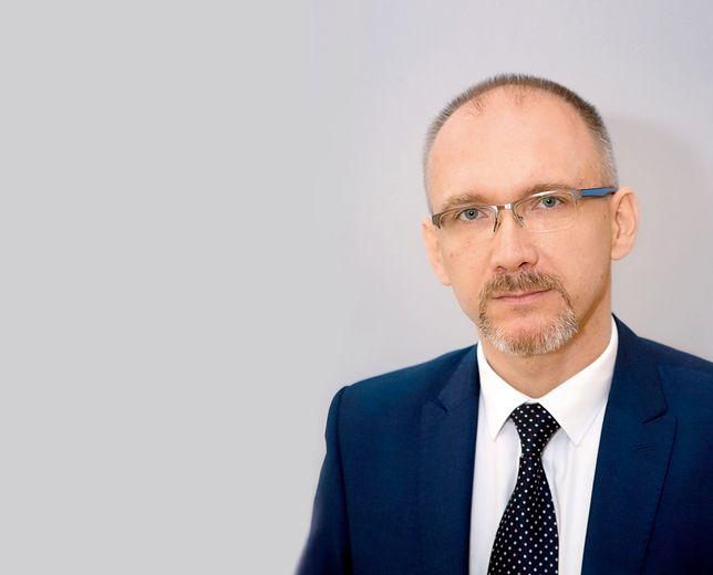 Dr Piotr Dąbrowiecki