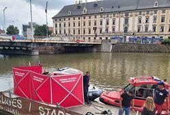 Tragedia we Wrocławiu. Z Odry wyłowiono ciało