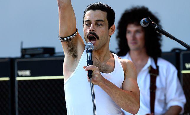 Rami Malek jako Freddie Mercury