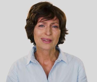 Danuta Stenka jako ambasadorka Legalnej Kultury