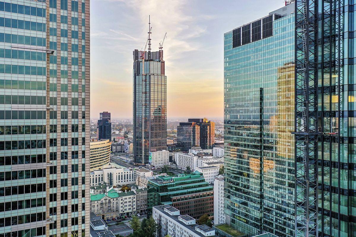 Kancelaria CMS zmieni lokalizację swojego warszawskiego biura przenosząc się do Varso Tower.