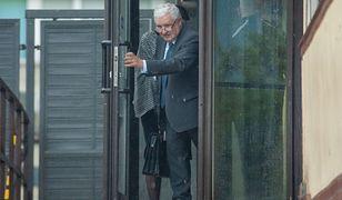 Jarosław Kaczyński przyjął Kazimierza Kujdę. Nieoczekiwana wizyta u prezesa PiS