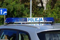 Ciężarna nie dotarła do szpitala w Kozienicach. Poród przyjął policjant