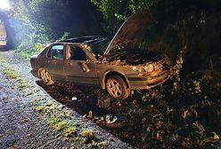 Tragiczny wypadek w Świętokrzyskiem. Nie żyje 22-latek
