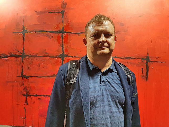 Tomasz Piątek odebrał nagrodę w Niemczech. Zapowiedział nową książkę