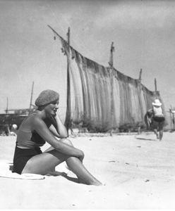 Na przedwojennych plażach. Historia uchwycona w kadrach