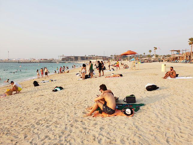 Miasto marzeń zbudowane na pustyni. W Dubaju wszystko jest możliwe