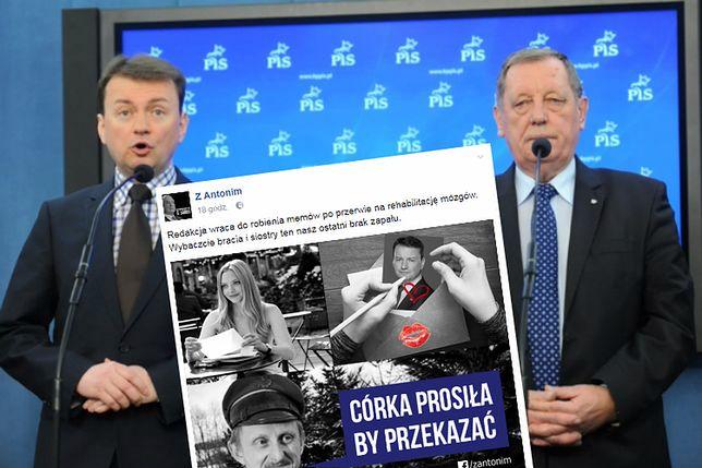 Internauci nie mają litości dla Szyszko i Błaszczaka. Oto najlepsze memy