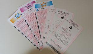 """Szczęśliwa seria w Lotto. Padła druga """"szóstka"""" z rzędu"""