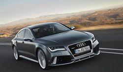 Możliwości silnika V8 w Audi RS 7 Sportback