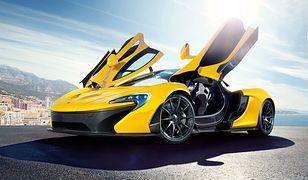McLaren P1: oficjalna specyfikacja