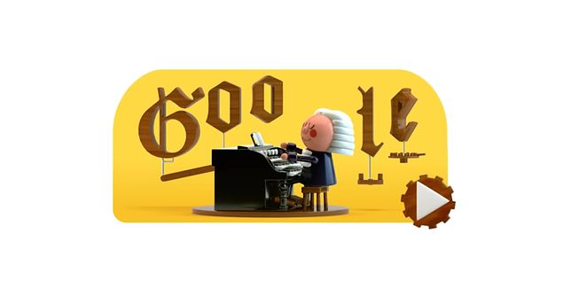 Jan Sebastian Bach – zostań kompozytorem z Google Doodle. Sztuczna inteligencja pomaga tworzyć muzykę