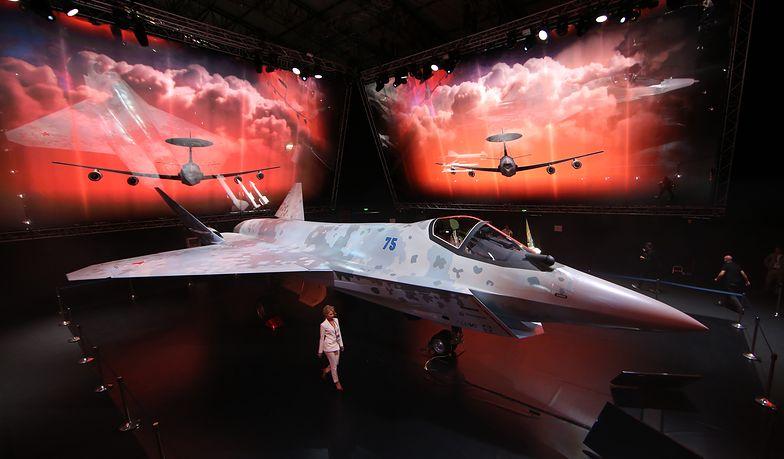 Rosja chwali się nową, zabójczą superbronią