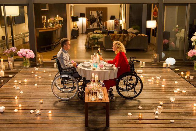To nie jest zwykła komedia romantyczna, ale film poruszający problem niepełnosprawności