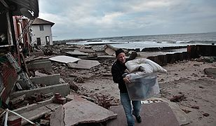 Sandy niszczyła i zabijała