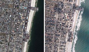 Huragan Sandy gorszy od Katriny - podliczono straty w Nowym Jorku