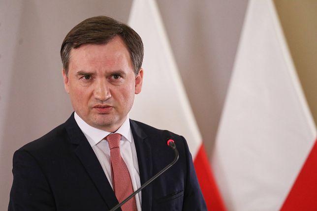 Zbigniew Ziobro: Tuleya zrobił prezent bandytom