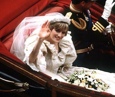 Zachował nietypową pamiątkę ze ślubu księżnej Diany. Nie wiemy, czy to bardziej obrzydliwe czy ciekawe