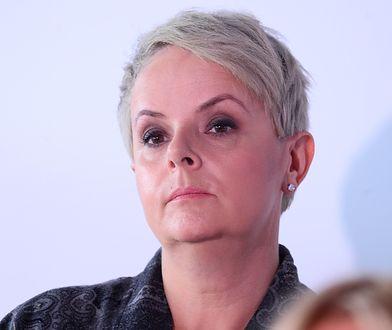Karolina Korwin Piotrowska walczy z przemysłem futrzarskim