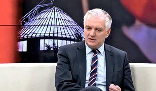 #dzieńdobryWP Jarosław Gowin o powitaniu Tuska:  groteska