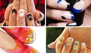 Najładniejsze paznokcie na lato
