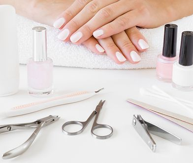 Białe paznokcie - jak zrobić modny biały manicure?