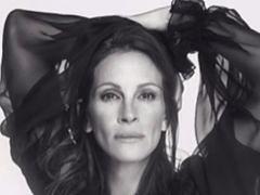 Julia Roberts nową twarzą firmy Givenchy