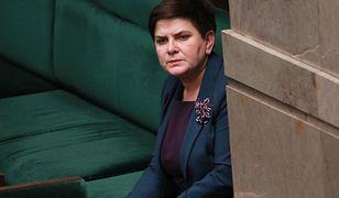 Beata Szydło po dymisji znalazła się na marginesie polityki.