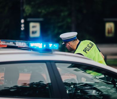 Mężczyzna zaatakował policjanta na dworcu w Tczewie