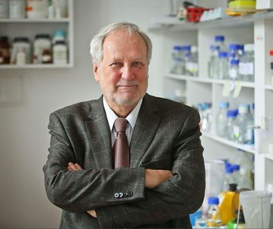 Prof. Jerzy Duszyński ponownie wybrany na prezesa Polskiej Akademii Nauk