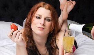 Seks i jedzenie to złe połączenie? Niekoniecznie