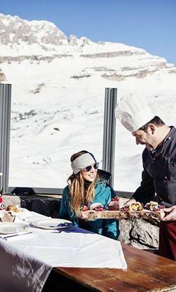 Region Trentino w Dolomitach – poczuj magię zimy na ośnieżonych stokach narciarskich