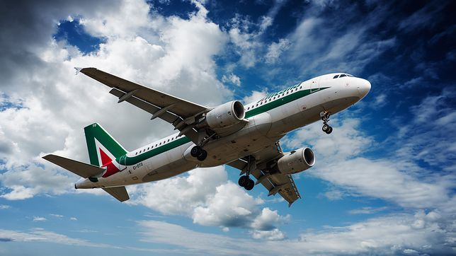 Miejsce 8. Alitalia