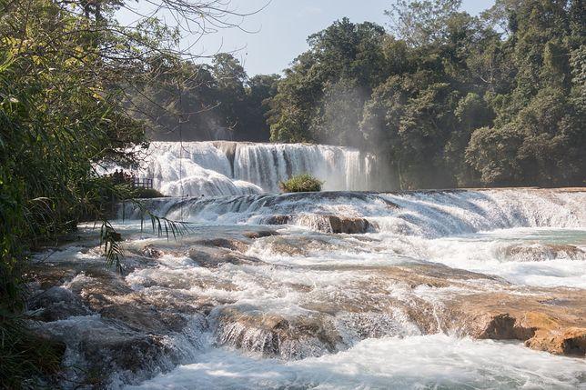 Do napadu doszło niedaleko wodospadów Agua Azul