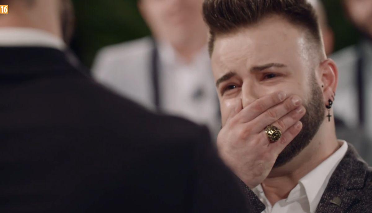 """Merkucjo był zagrożony eliminacją z programu """"Prince Charming"""""""