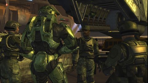 Więcej miejsc na liście przyjaciół w 360? Przestańcie grać w Halo 2
