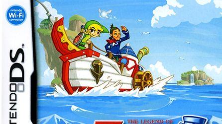 The Legend of Zelda : Phantom Hourglass - recenzja