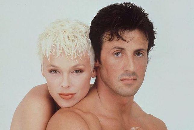 Brigitte Nielsen broni Sylvestra Stallone'a w sprawie o molestowanie