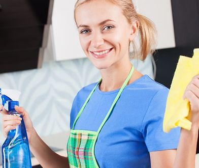 Prac domowych nie należy zaliczać do zalecanej aktywności