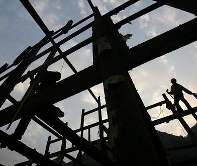 Drewniana konstrukcja może być najstarszą na świecie.