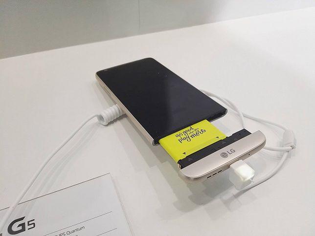 LG G5 wchodzi do sprzedaży - cena, promocja i dostępność