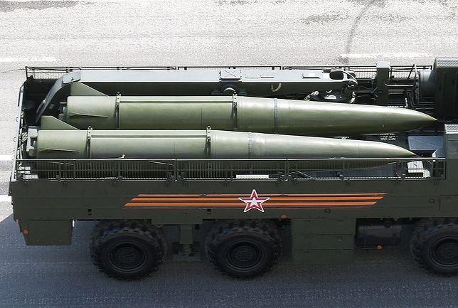 """""""Atomowe"""" Iskandery-M w Kaliningradzie. Teraz już na stałe"""
