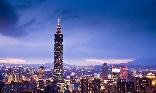 Taipei 101 - jeden z najwyższych budynków świata